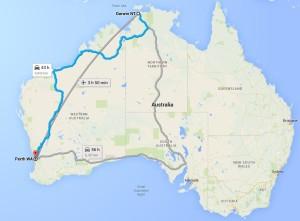 Darwin To Perth Removalists
