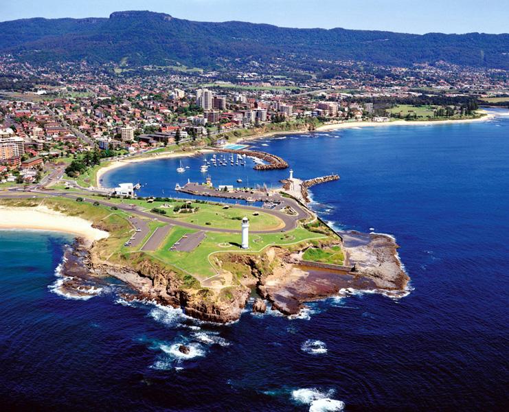 Wollongong Australia Study Abroad