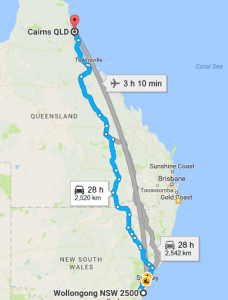 Wollongong-to-Cairns-Removalists