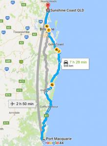 Port Macquarie-to-Sunshine-Coast-Removalists