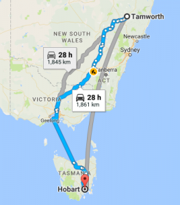 tamworth-to-hobart-removalists