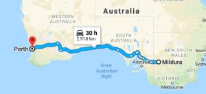 Mildura-to-Perth